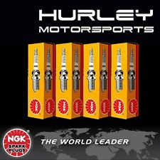 NGK Standard Spark Plugs - Stock #1090 - BR6HS-10 - Screw Tip - Qty (4)