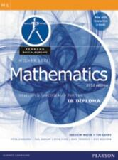BACCALAUREATE HIGHER LEVEL MATH REV WITH ONLINE EDITION FOR IB DIPLOMA (Pearson