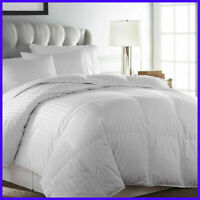 Downlite Hotel and Resort European Goose Down Comforter NEW