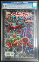 Amazing Spider-Man #503 Marvel Comics CGC 9.8 White Pages