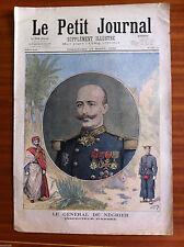 ?Le petit Journal 10/3/1895   Le Général Négrier