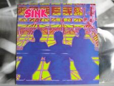 SINK - ANOTHER LOVE TRIANGLE - LP NEAR MINT COVER: EXCELLENT+