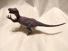 Greenbrier Intl. T-Rex Tyrannosaurus Dinosaur Figure Toy Gray & Purple 8″ Long