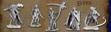 Reaper Miniatures - Bones 4 Kickstarter - 5 Elves
