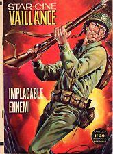 STAR CINE VAILLANCE  LOT DE 3 NUMEROS (12/72/86)  ANNEES 1960 VOIR SCANS