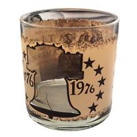 Vintage Bicentennial Declaration Independence Rocks Whiskey Glass