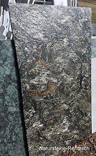 Tischplatte aus Glimmer-Schiefer Leather antik gebürstet für Nähmaschinengestell