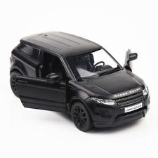 1 36 Range Rover Evoque SUV Car Model Metal Diecast Toy Vehicle Collection Black