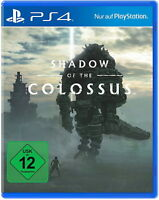 Shadow of the Colossus (PS4 PlayStation 4) (NEU & OVP) (UNCUT) (Blitzversand)