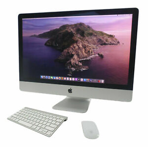 "Apple iMac A1419 27"" Core i5 3.2 GHz Retina 5K- 32GB RAM -  2015 Grade A"