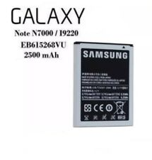 NEW Samsung Galaxy Note 1 Battery N7000 i9220 2500mAh EB615268VK 2500 mAh