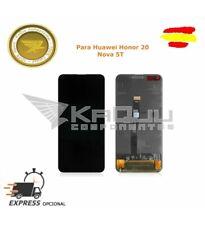 Pantalla LCD táctil para Huawei Honor 20 / Nova 5T YAL-L21 NEGRA SOLDADO PREMIUM