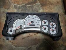 2003 Hummer H2 Gauge Instrument Cluster Speedometer OEM