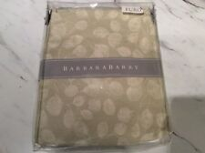 New Barbara Barry Silver Dollar - Euro European Pillow Sham 26x26 Eucalyptus Nip