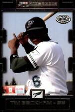 2008 TRISTAR Prospects Plus Baseball Card Pick