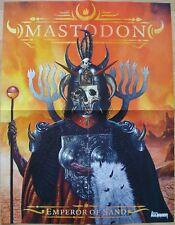 █▬█ Ⓞ ▀█▀  MASTODON   Ⓗⓞⓣ  ANTHRAX  Ⓗⓞⓣ  1 Poster  Ⓗⓞⓣ  45 x 58 cm Ⓗⓞⓣ