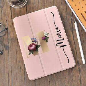 Custom Name Case For iPad Air 4 Pro 2020 10.5 10.2 inch Mini 8th 9th Generation