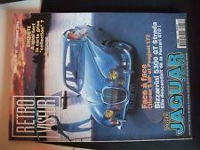 ** Revue Rétroviseur n°87 Jaguar Type S et 420 / Bizzarrini GT 5300 Strada