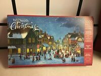 WH SMITH CHRISTMAS 1000 PIECE 2011 LIMITED EDITION ROYAL CHRISTMAS JIGSAW PUZZLE