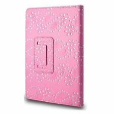 Diamond Bling Sparkly Leather Case Cover For Apple iPad 2/3/4