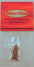 20 Replacement U-Drive Rivets For Restoration and Custom Projects - Hot Wheels