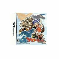 USED Nintendo DS Zoids Dash