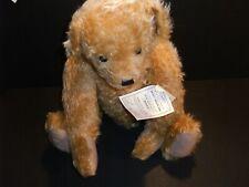 "21"" Deans Rag Book Company Branigan Limited Mohair Teddy Bear"