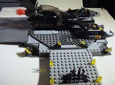 LEGO 7783 Batman BATCAVE DC Batman Minifig Bat-mobile & Rotating Base ONLY