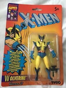 Marvel X-Men Wolverine 2nd Edition Toy Biz European Tyco version
