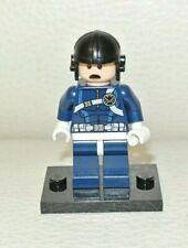 LEGO super heroes : Shield agent - Minifig figurine personnage set 76036 sh188