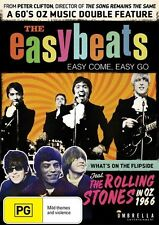 The Easybeats - Easy Come, Easy Go + Rolling Stones (DVD) Music Double Feature