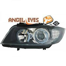 BMW 3er E90 E91 Angel Eyes Scheinwerfer Set incl. LED Blinker