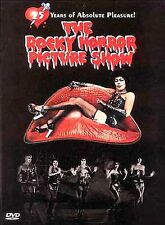 Rocky Horror Picture Show Dvd 1975