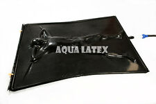 Free Ship Latex Rubber Vacuum Bed huge size (with PVC Frames) No zipper version