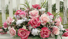 Victorian Christmas Monument Tombstone Cemetery Roses and Urn Flowers on pics