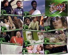 Blake's 7 Series 2 (Ultimate Collection) Seasons 3 & 4 - 54 Card Basic/Base Set