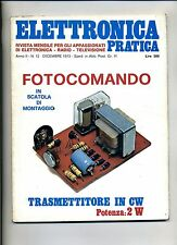 Practical electronics-year II n.12 December 1973-monthly Periodic