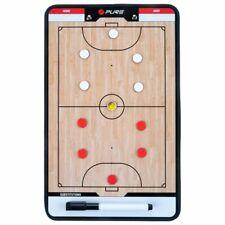 Pure2Improve Coach-Board für Futsal Taktiktafel Trainerbedarf Taktikboard
