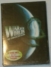 War of the Worlds The Complete First Season DVD. 1988-89. BRAND NEW & SEALED!!