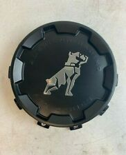 American Racing Premium Mack Bulldog A01900471BBD Matte Black Wheel Center Cap