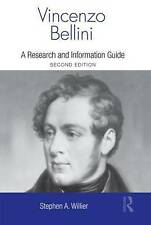 NEW Vincenzo Bellini: A Guide to Research (Routledge Music Bibliographies)