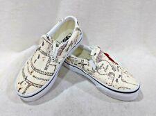 Vans Toddler Boy/Girl's Classic Marauders Map Slip On Skate Shoes - Size 10 NWB