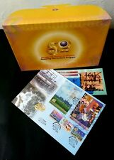 Golden Jubilee of Tenaga Nasional Malaysia 1999 Electricity Building (folder set