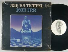 ASH RA TEMPEL Join Inn KRAUTROCK Import LP GERMANY Shrink OHR Klaus Schulze MINT