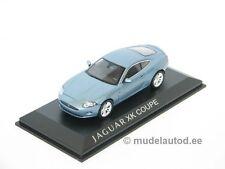 Jaguar XK8 Coupé 2006 bleu clair 270020 Norev 1:43 New!