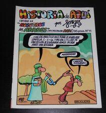 HISTORIA DE AQUI  -  NOSOTROS LOS ARABES -  CAPITULO 11