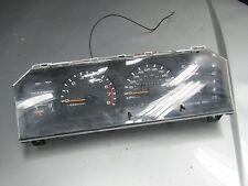 1986-1987 Nissan Stanza OEM instrument cluster