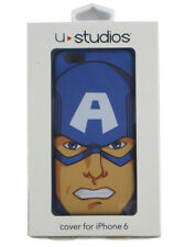 Captain America iPhone 6 Fitted Hard Case Avengers Marvel Universal Studios New