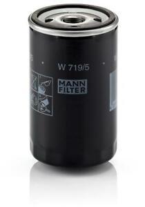 Mann-filter Oil Filter W719/5 fits VW TRANSPORTER 70A, 70H, 7DA, 7DH 2.0