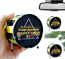 Robert Sweet STRYPER Mini Drums Ornament for Fridge, Christmas, R Mirror
